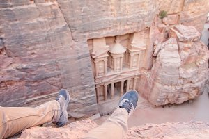 Hanging Out in Petra