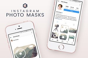 Instagram Photo Masks - Photography