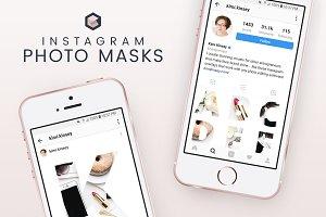 Instagram Photo Masks - Alphabet