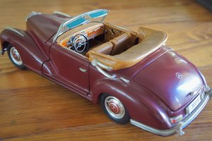 1951 300 Series Rear Body