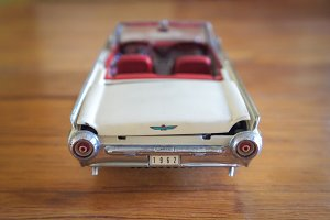 1962 Ford Thunderbird Rear Tail Ligh