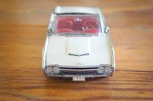 1962 Ford Thunderbird Front Hood