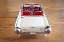 1962 Ford Thunderbird Rear Cockpit