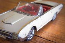 1962 Ford Thunderbird Front Fender