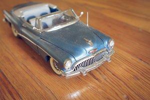 1953 Buick Skylark Hood/Grille