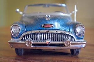 1953 Buick Skylark Low Grille