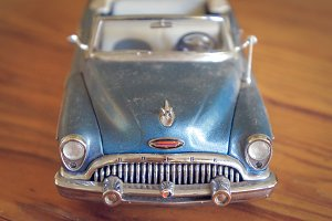 1953 Buick Skylark Grille Overview
