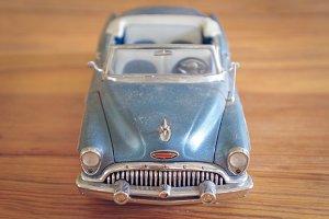 1953 Buick Skylark Hood Overview