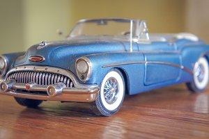 1953 Buick Skylark Front Fender