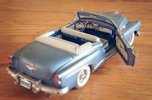 1953 Buick Skylark Door Open