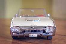 1962 Ford Thunderbird Front Grille