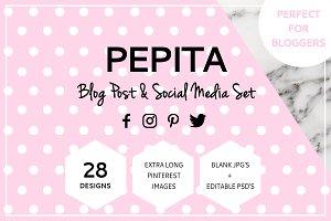 Pepita Blog Post & Social Media
