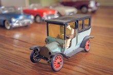 Ford Model T Model Angle