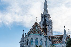 The Fisherman Bastion of Buda