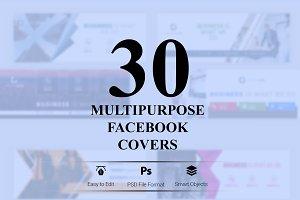 30 Multipurpose Facebook Covers