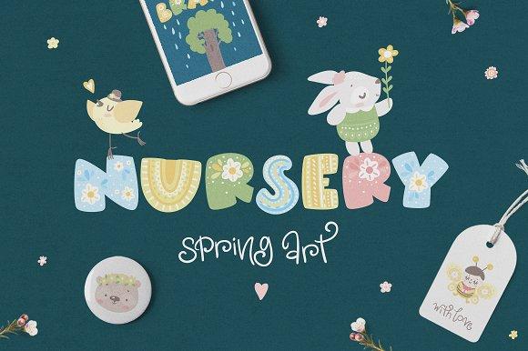 Spring Nursery Creator