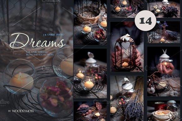 Dreams Stock Photos