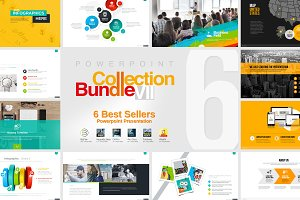 6 Business PowerPoint Bundle