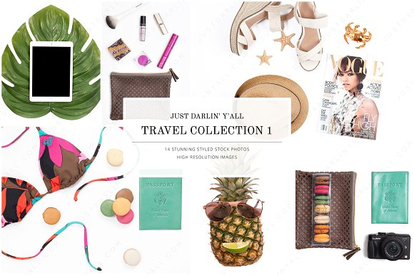Travel Styled Stock Photos