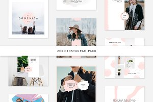 Zero Instagram Pack