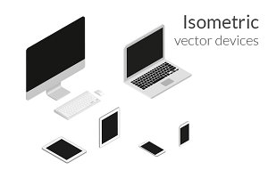 Vector isometric computers