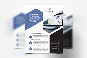 Accounting  Services Flyer #081