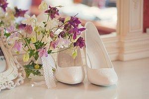 Beautiful wedding. Stylish and fashi
