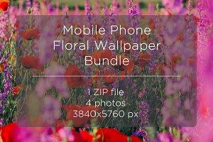 Mobile Phone Wallpaper Bundle