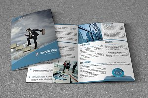 Bifold Business Brochure V781