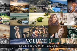 50% Off - 20 Lightroom Presets
