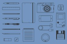 Creative Tools Shapes Vol. 1