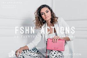 FASHION BLOGGER PHOTOSHOP ACTIONS