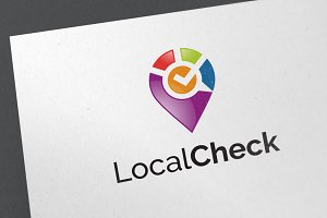 Local Check Logo