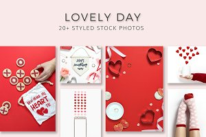 Lovely Day (20+ Valentine images)