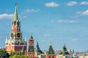 Moscow background