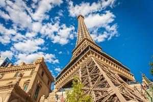 Paris Hotel at Las Vegas