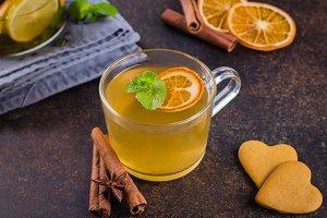 Winter Healthy Cold Drink