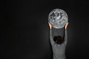 the moon belongs to me