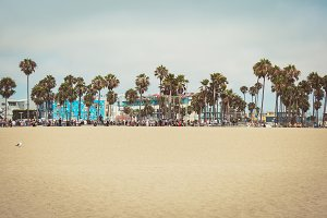 Venice Beach in Santa Monica