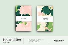 Journal Set Product Mockup