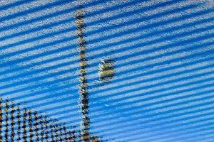 Beach Lot Reflection