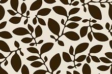 Seamless nature patterns.