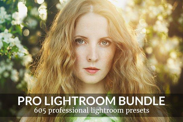 Pro Lightroom Presets Bundle