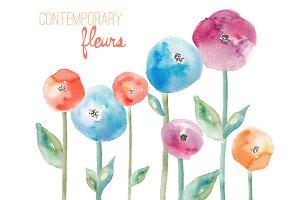 Contemporary Fleurs