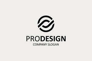ProDesign - Letter P Logo
