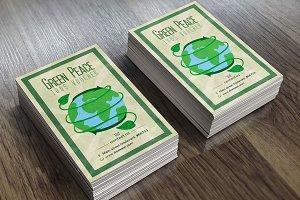 Green Peace - Voucher Card