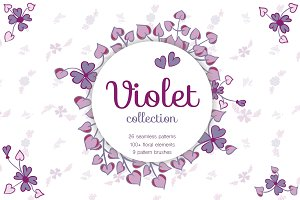 Big Violet Collection
