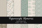 Patterned Paper - Everything changes