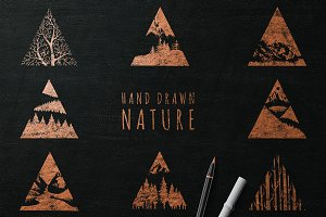 Hand Drawn Nature