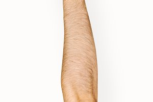 Man's arm (PSD)